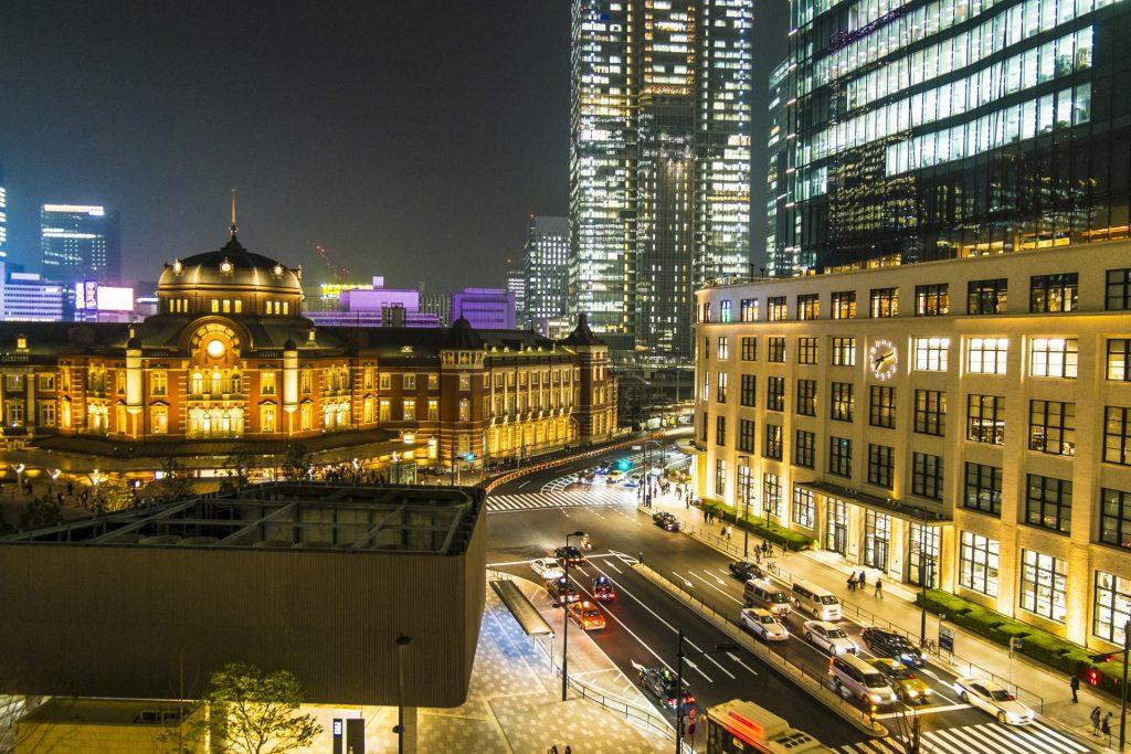東京エリアの寮(東京駅)